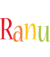 Ranu birthday logo