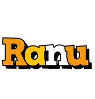 Ranu cartoon logo
