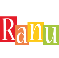 Ranu colors logo