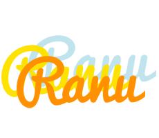 Ranu energy logo