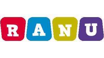 Ranu kiddo logo