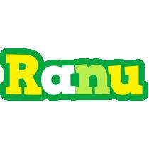 Ranu soccer logo