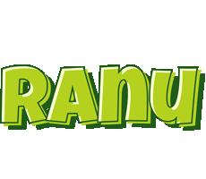 Ranu summer logo