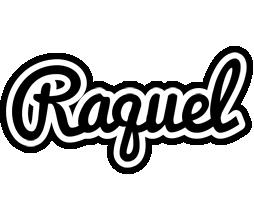 Raquel chess logo