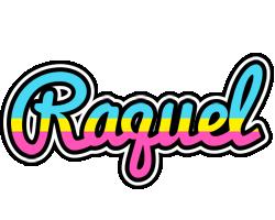 Raquel circus logo