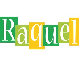 Raquel lemonade logo