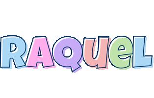 Raquel pastel logo