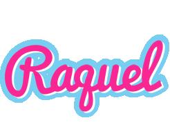Raquel popstar logo