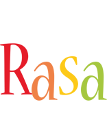 Rasa birthday logo