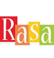 Rasa colors logo