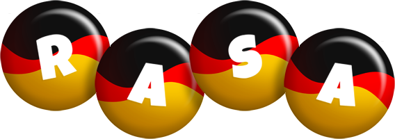 Rasa german logo