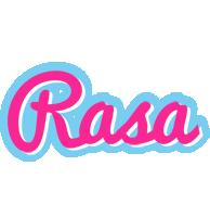 Rasa popstar logo