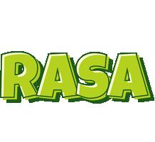 Rasa summer logo