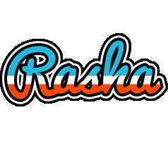 Rasha america logo