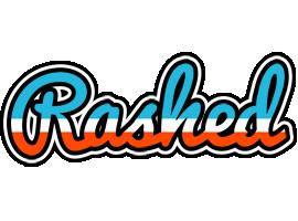 Rashed america logo