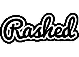 Rashed chess logo