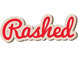 Rashed chocolate logo