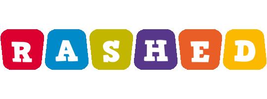 Rashed daycare logo