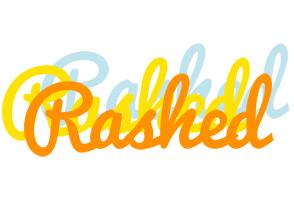 Rashed energy logo