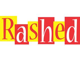 Rashed errors logo