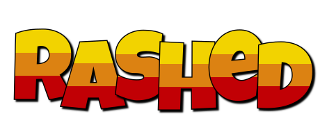 Rashed jungle logo
