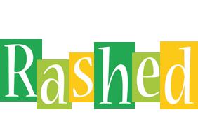 Rashed lemonade logo