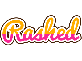 Rashed smoothie logo