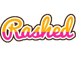 Rashed smoothie logo