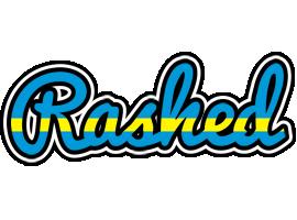 Rashed sweden logo