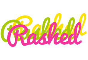 Rashed sweets logo