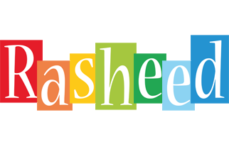 Rasheed colors logo