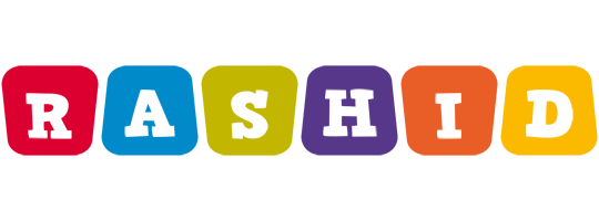 Rashid daycare logo