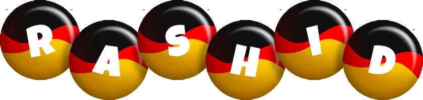 Rashid german logo