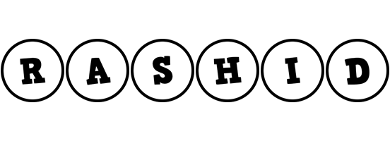 Rashid handy logo