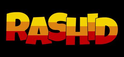 Rashid jungle logo