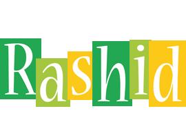 Rashid lemonade logo