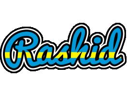 Rashid sweden logo