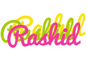 Rashid sweets logo
