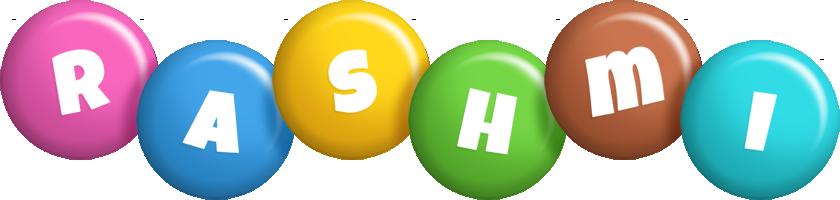 Rashmi candy logo