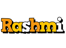 Rashmi cartoon logo