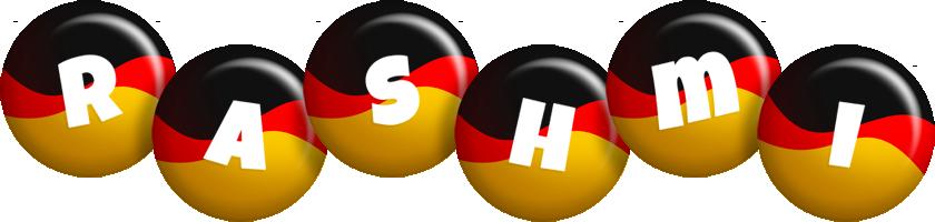 Rashmi german logo