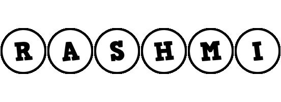 Rashmi handy logo