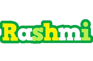 Rashmi soccer logo