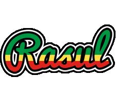 Rasul african logo