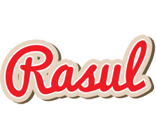 Rasul chocolate logo