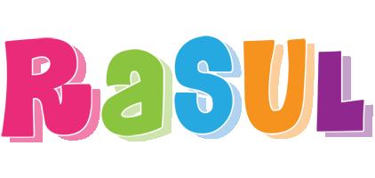 Rasul friday logo