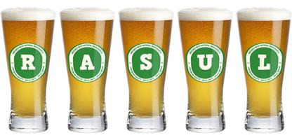 Rasul lager logo