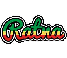Ratna african logo