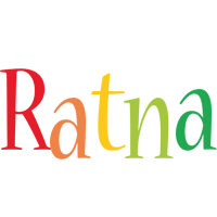 Ratna birthday logo