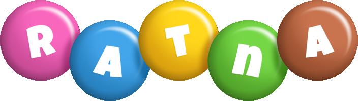 Ratna candy logo